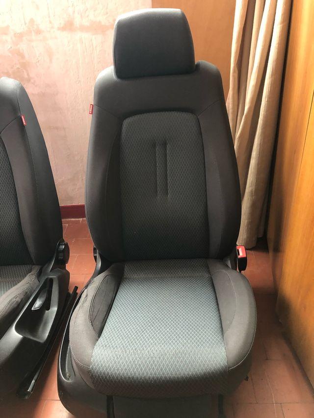 Asientos SEAT Altea XL