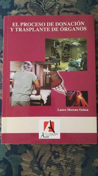 Libro El proceso de donación y trasplante de órgan