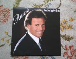 VINILO LP JULIO IGLESIAS, RAICES