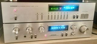Pioneer sintetizador/ tuner TX 710