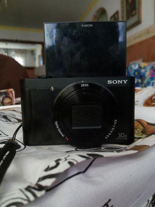 Cámara Sony DSC-WX500