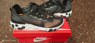 zapatillas bambas Nike Air Max react element nueva