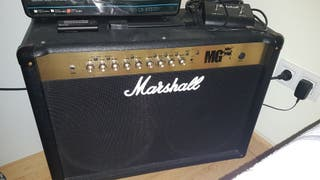 Amplificador Marshall MG 100FX