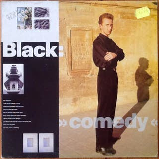 "BLACK ""COMEDY"" LP"