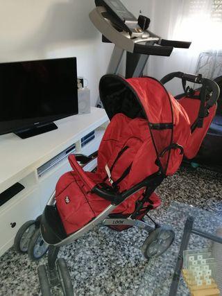 vendo carrito de bebe en buen estado