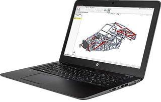 HP ZBook 15 G3 - Xeon E3-1505M - 512GB SSD
