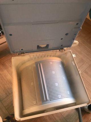 lavadora portátil camping carad mw 100