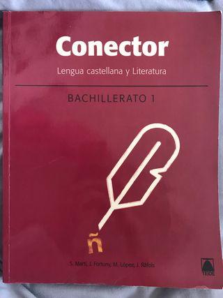 libro lengua castellana 1º bachillerato