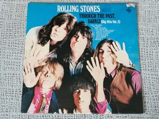 "lp vinilo THE ROLLING STONES ""THROUGH THE PAST..."