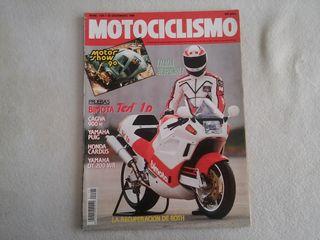 Bimota Cagiva Yamaha YZR DT Honda NSR MOTOCICLISMO