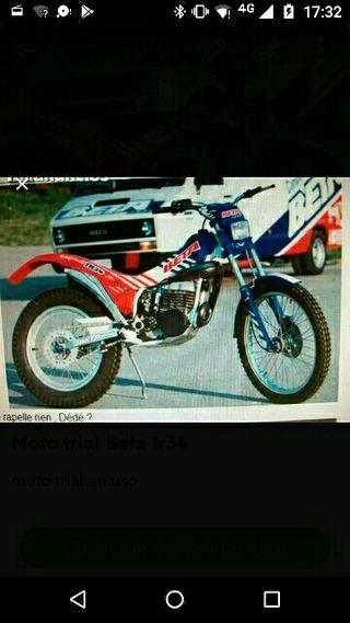 Beta TR 34
