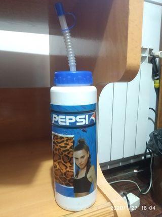 Vaso/Botella de plástico de Pepsi Spice Girls
