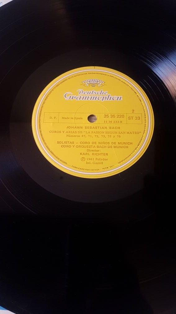 Johann Sebastian Bach - Orquesta Bach De Munich ,