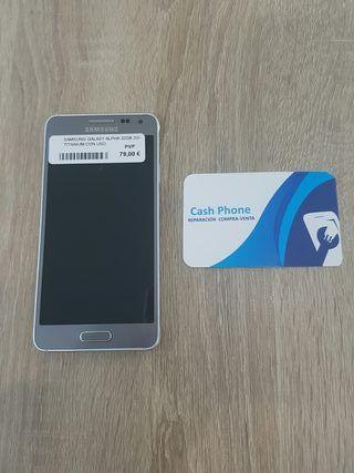 Samsung Galaxy Alpha TITANIUM 32GB 3GB Ocasión