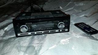 Radio usb mp3 sd de coche