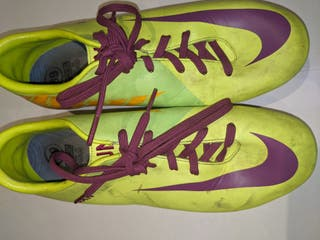 Customized Nike football boots