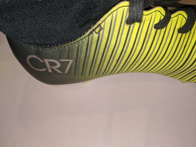 CR7 Football shoes