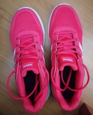 Zapatillas deportivas adidas. Chica/mujer. Numero.