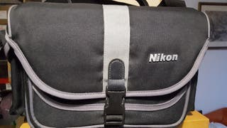 Nikon bolso