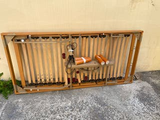 Cama articulada eléctrica de 90cm