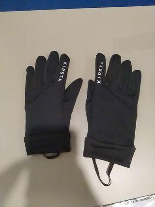 guantes de niño marca kipsta