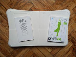Wii Balance Board y juego