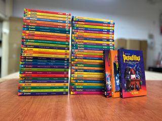 Pesadillas, Pack 63 Libros.