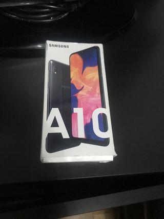 Samsung A10 sin estrenar