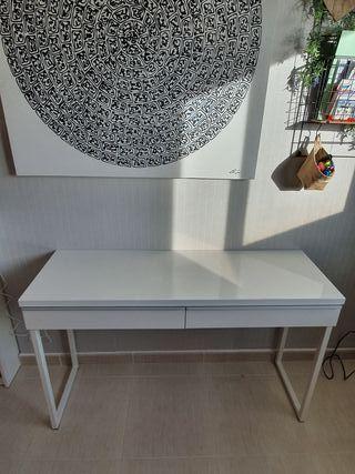 escritorio blanco lacado