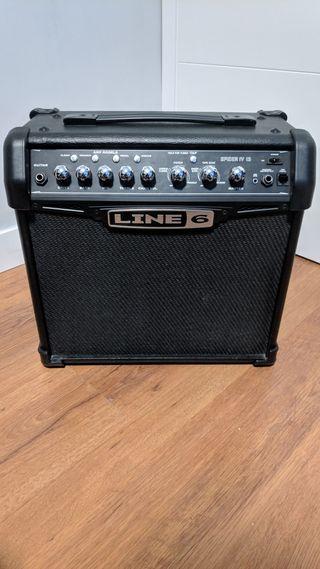 Amplificador Spider IV Line 6
