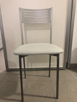 2 sillas cocina