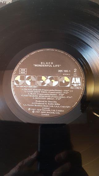 Black..Wonderful Life..1987