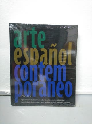 "Libro ""Arte Español Contemporáneo 1992-2013"""