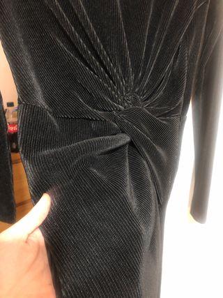 Black dress from spain