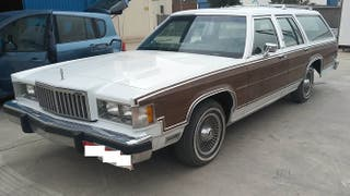 Ford Mercury grand markis 1979 colony park