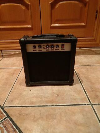 Amplificador de guitarra (nuevo)