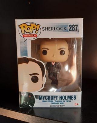 Funko Pop Sherlock - Mycroft