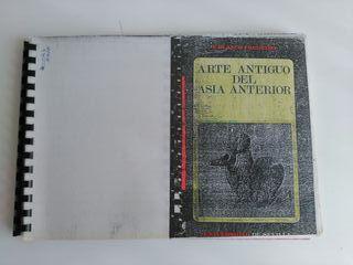 Arte Antiguo del Asia Anterior