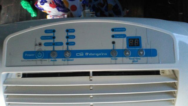 climatizador con aire acondicionado y calefaccion