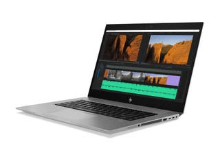 HP ZBook Studio G5 Workstation - i7-8750H - 512GB