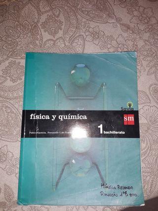 Libro Física y Quimica 1 bachillerato