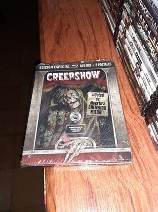 bluray.Steelbook Creepshow nueva