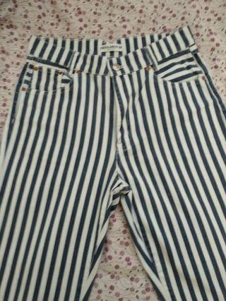 Pantalones Mom fit 38