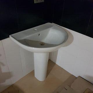 lavabo con pie bellavista.