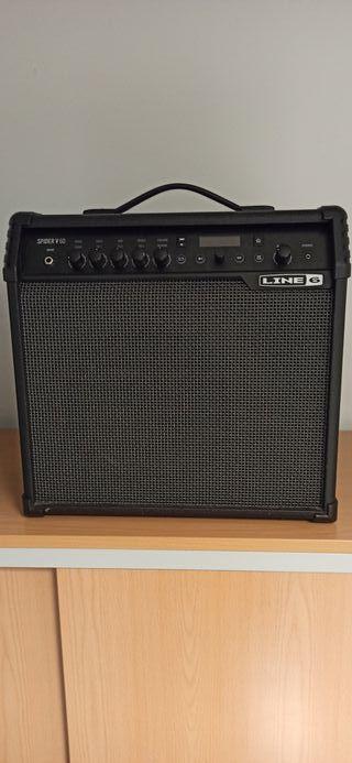 Amplificador de guitarra line6 60w