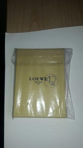 Cuaderno Loewe