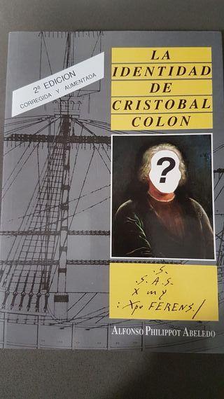 Libro La identidad de Cristóbal Colón