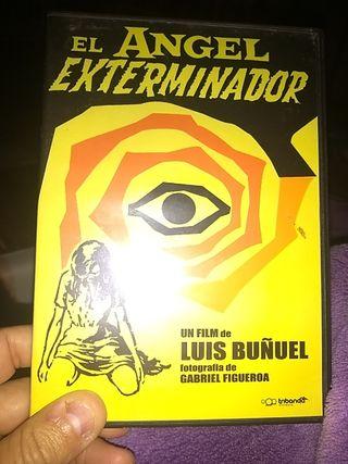 dvd EL ÁNGEL EXTERMINADOR