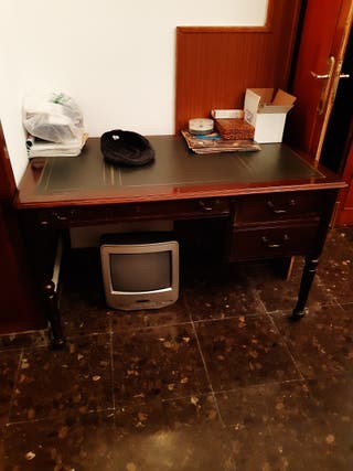 Mesa despacho clásico