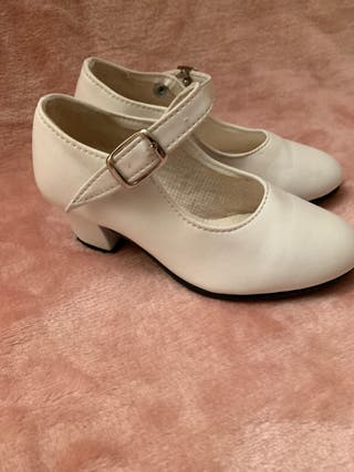 Zapatos flamenco T:25